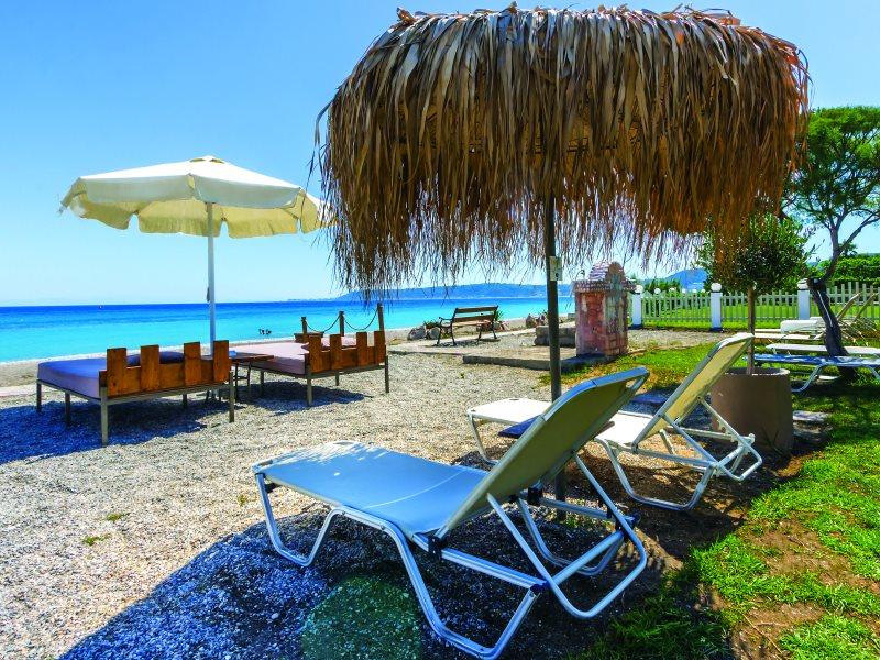 Rodhes beachlife