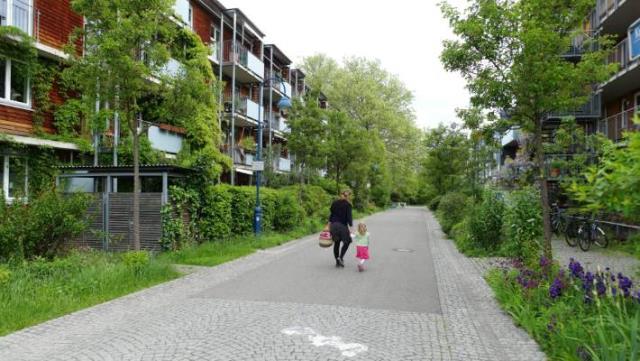 Vauban, Γερμανία