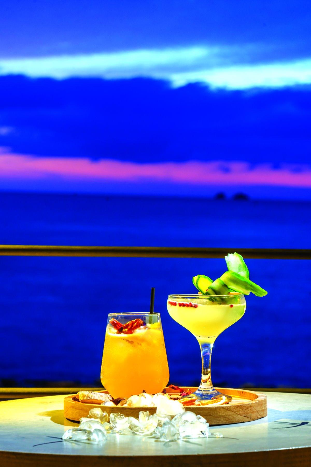 Υπέροχα cocktails στο το Zen Cocktail bar στην Παροικιά