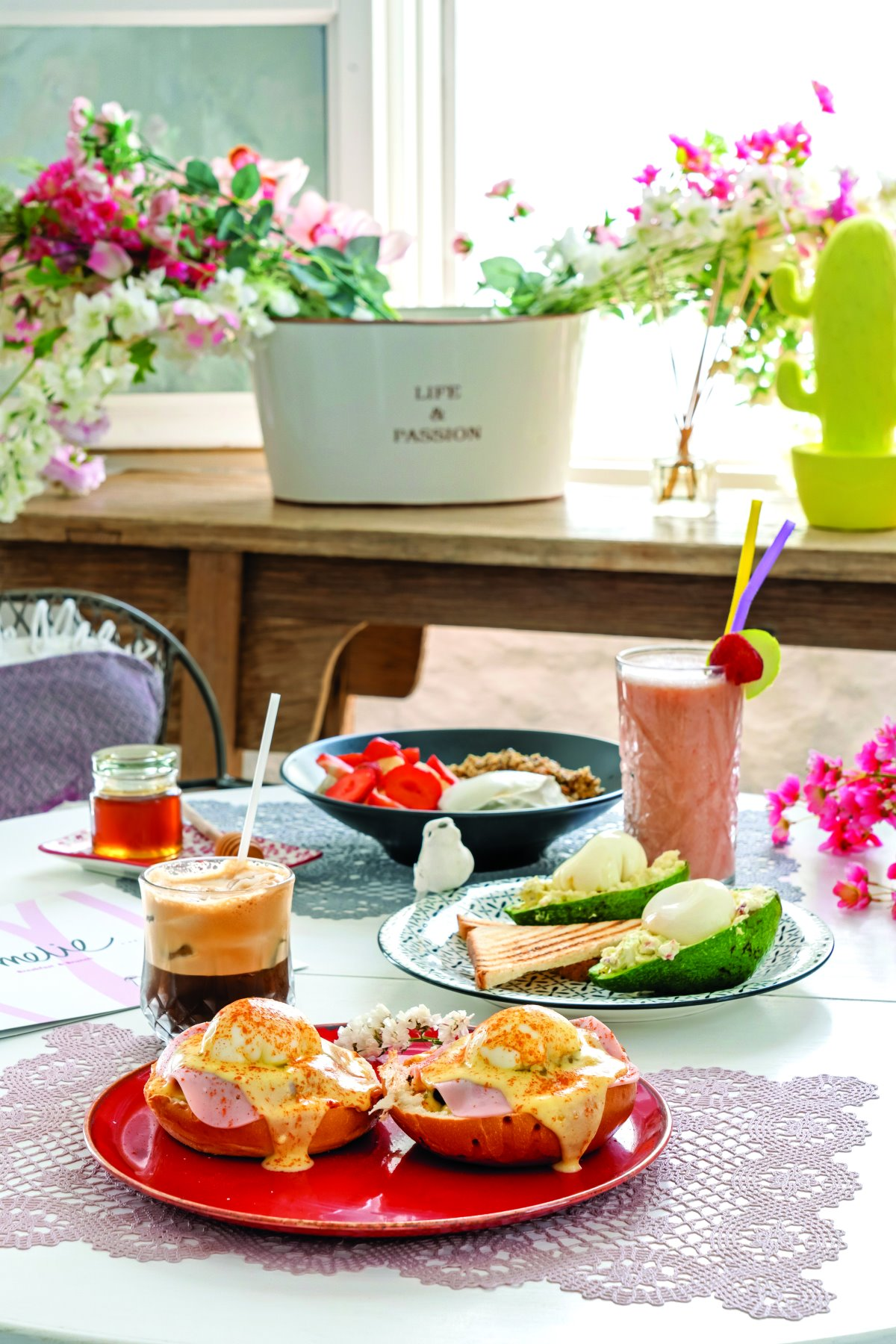 Πρωινό στο Amelie Νάουσα Πάρος