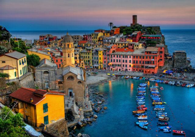 10 πράγματα που δεν γνωρίζατε για τα πολύχρωμα χωριά Cinque Terre στην Ιταλία