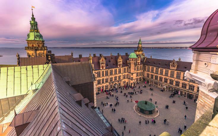 Έλσινορ, η φανταστική παραθαλάσσια πόλη της Δανίας