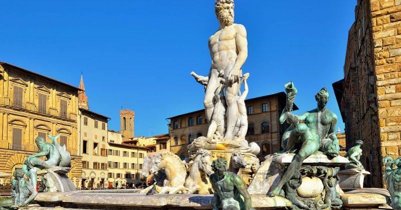 Οι 5 must visit πλατείες της Φλωρεντίας