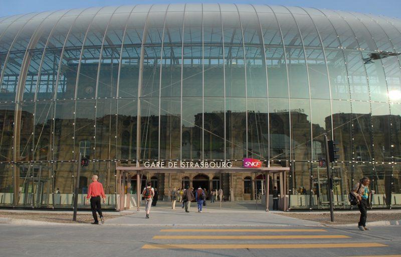 Gare de Strasbourg, Στρασβούργο, Γαλλία