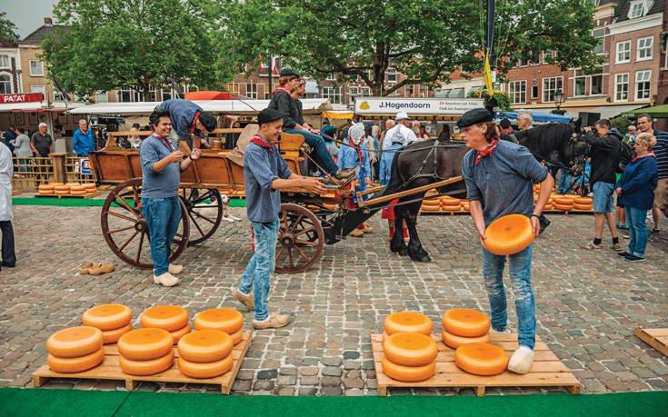 Αυτή είναι η πιο «νόστιμη» πόλη της Ολλανδίας (photos)