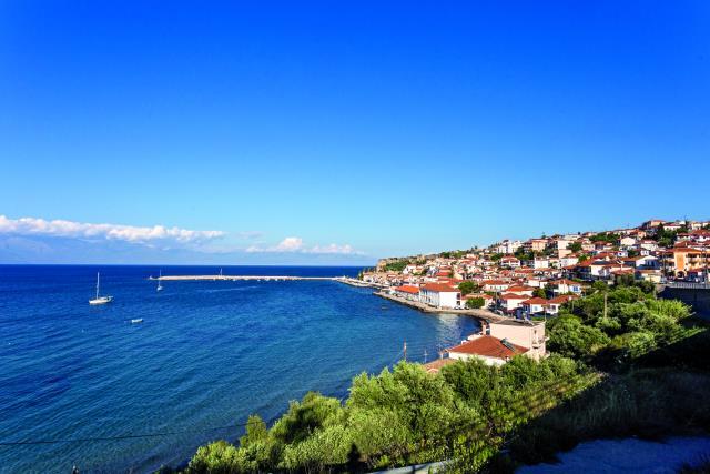 Κορώνη - Παραθαλάσσια χωριά Πελοπόννησος
