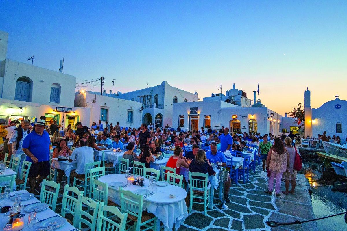 Πάρος: Οι καλύτερες προτάσεις για φαγητό στο νησί!