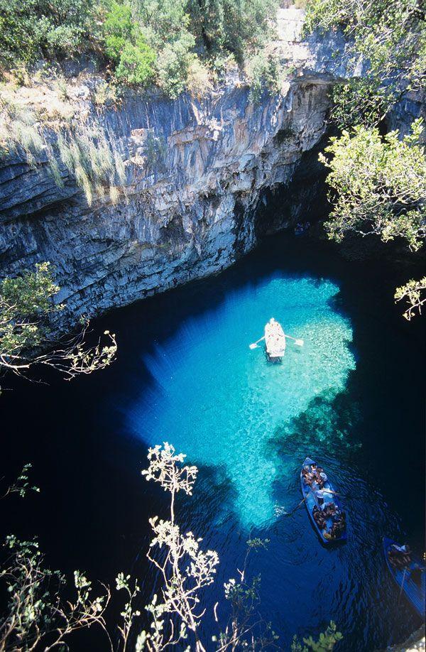 Σπήλαιο Μελισσάνης