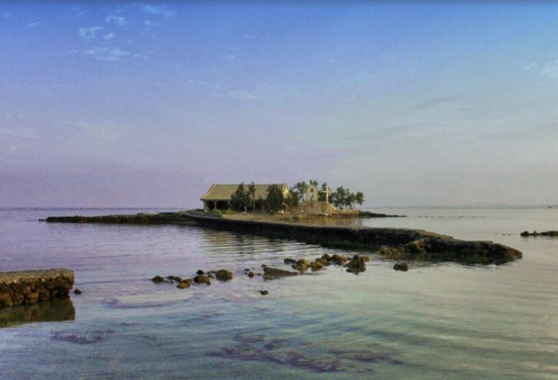 Ποιο ελληνικό νησάκι αποτελείται μόνο από παραλία; (video)
