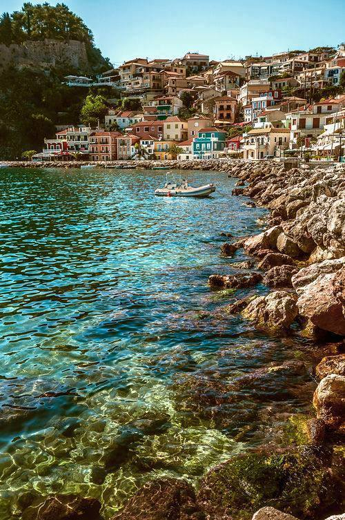 Ποια είναι η πιο πολύχρωμη πόλη της Ελλάδας;