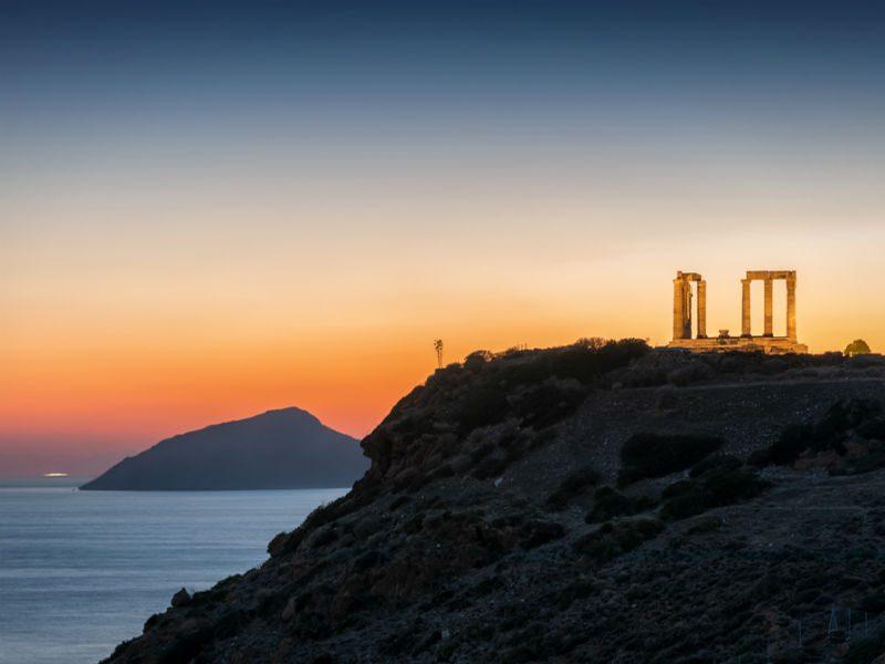 Μικρά νησάκια της Ελλάδας - Πάτροκλος