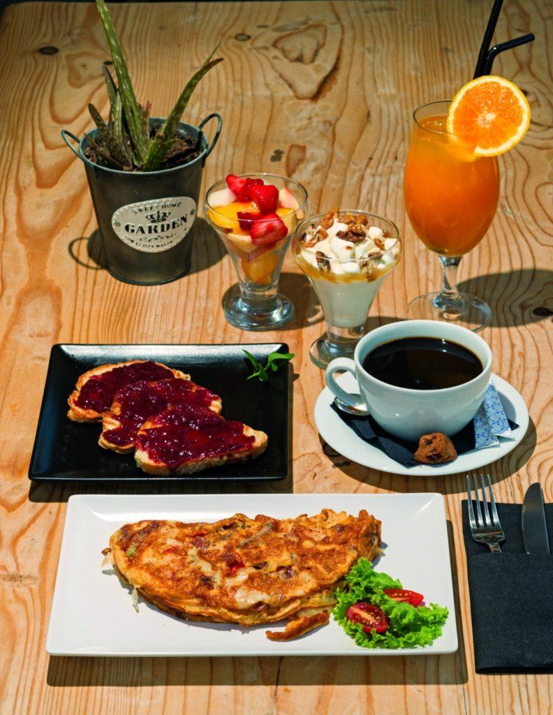 Πρωινό στον φούρνο του Ραγκούση