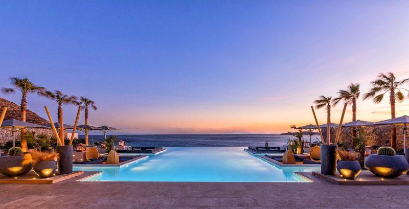 2 ελληνικά ξενοδοχεία βρίσκονται στη λίστα του Τatler με τα καλύτερα του 2018