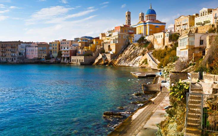 Ερμούπολη: Η γραφική πόλη του νησιού και πρωτεύουσα των Κυκλάδων!