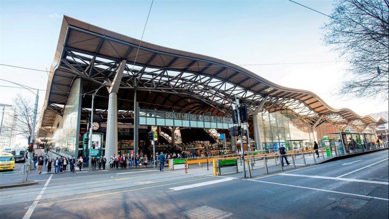 Southern Cross Station, Μελβούρνη, Αυστραλία