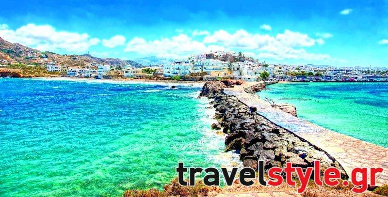 Ο Τάσος Δούσης προτείνει 2 must νησιά για διακοπές στην Ελλάδα! (photos)