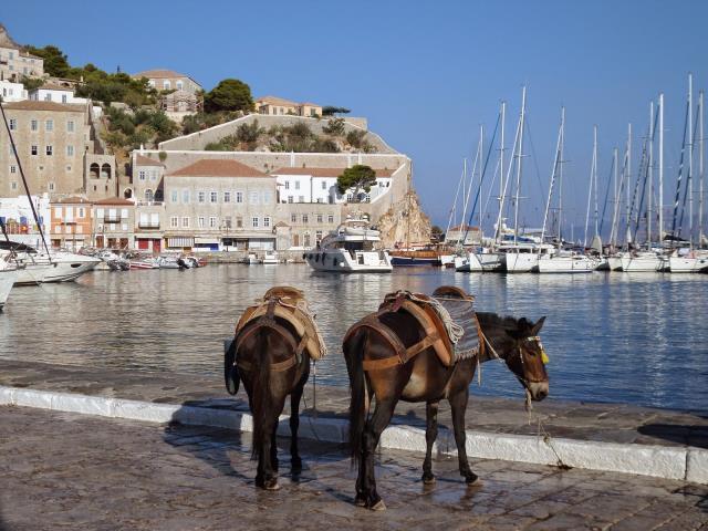 Ύδρα, Ελλάδα