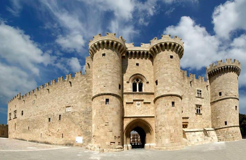 Το κάστρο του Μεγάλου Μαγίστρου