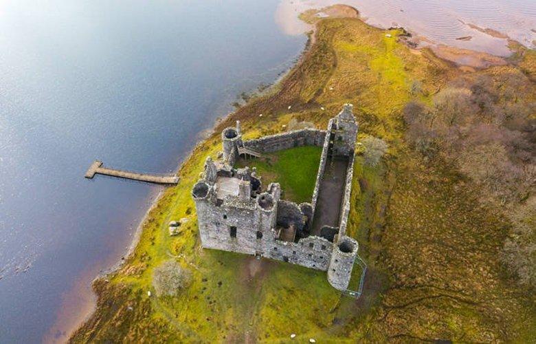 Αποτέλεσμα εικόνας για Awe λίμνη Σκωτία