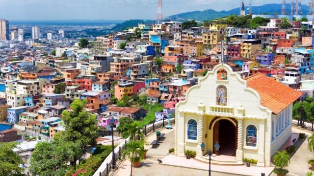 Guayaquil, Εκουαδόρ