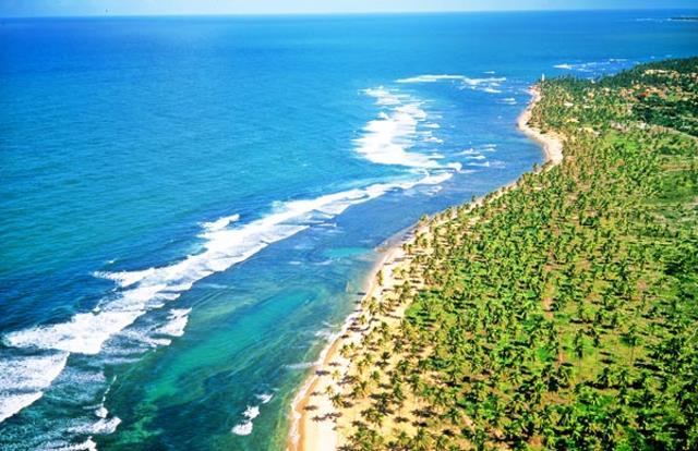 Praia do Cassino, Βραζιλία