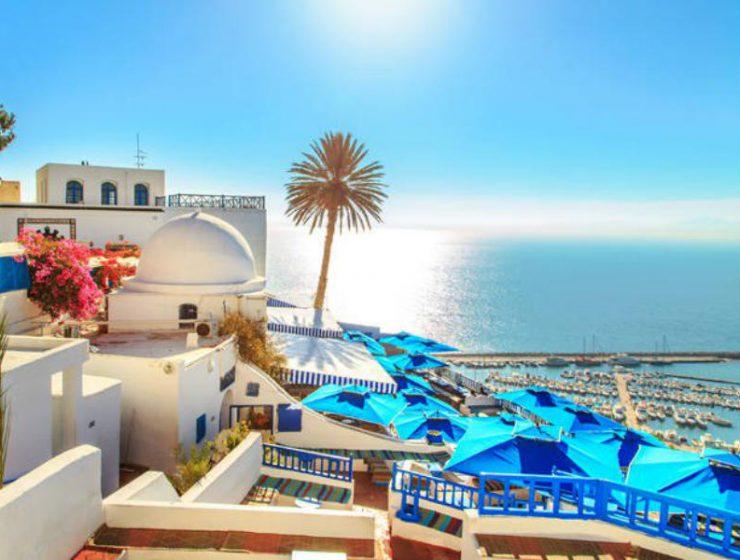 Σίντι Μπου Σαΐντ Τυνησία