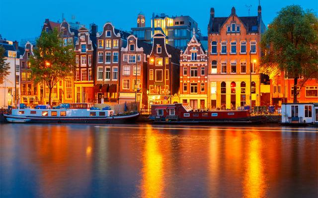 Άμστερνταμ, Ολλανδία - καλοκαίρι