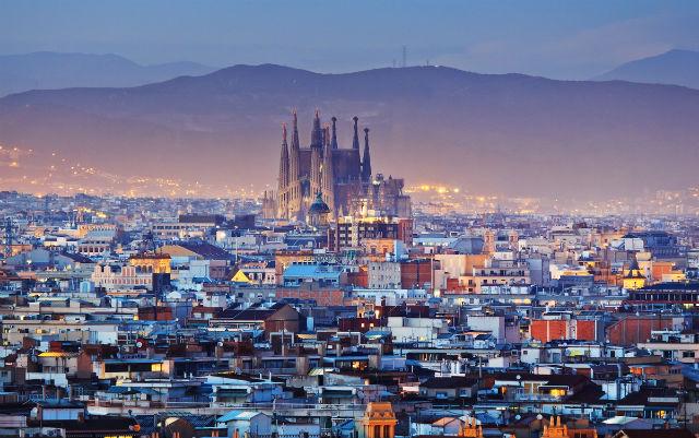Βαρκελώνη, Καταλωνία - Ισπανία