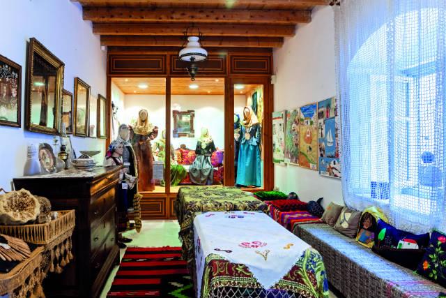 Ιστορικό & Λαογραφικό Μουσείο Ερµιόνης (Ι.Λ.Μ.Ε.)