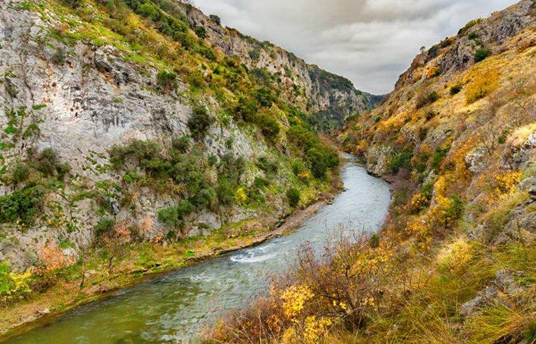 Σπήλαιο Αγγίτη Ποταμού Δράμα