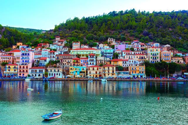 Γύθειο, Ελλάδα