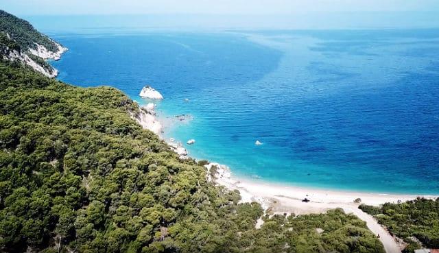Μικρό Πήλιο - παραλία Αττική