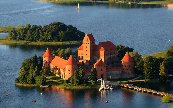 Το μεσαιωνικό νησί της Λιθουανίας