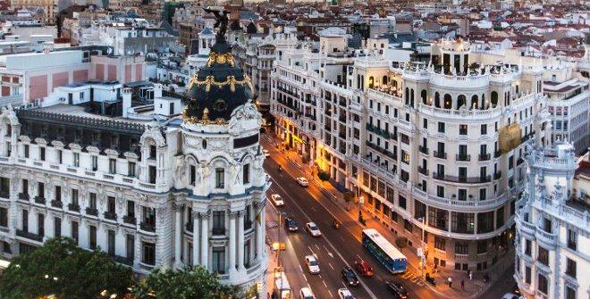 Ένα λεπτό είναι αρκετό για να δείτε τη Μαδρίτη
