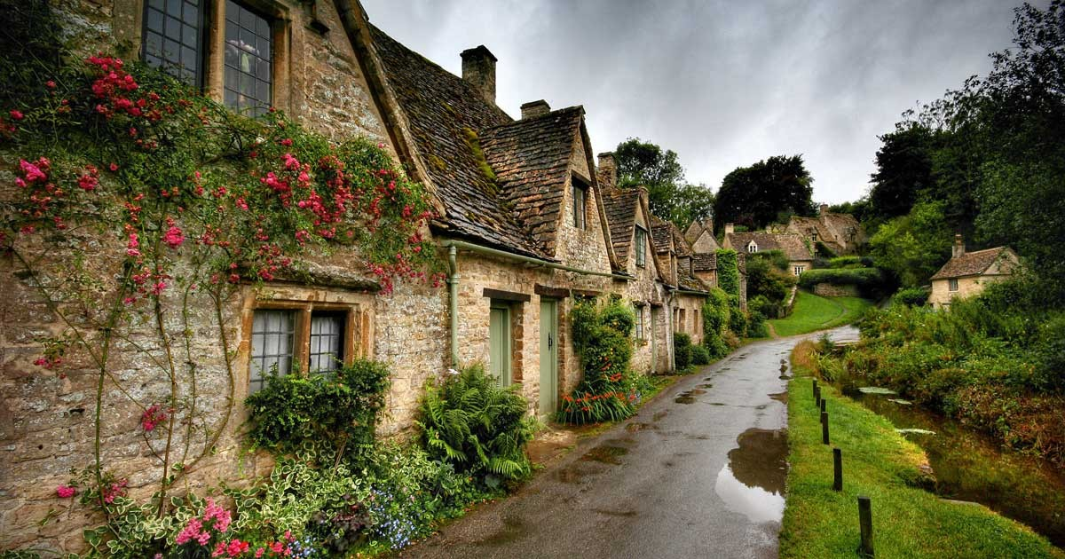 Από την Ισπανία μέχρι την Αγγλία- Δείτε τα πιο όμορφα χωριά του πλανήτη