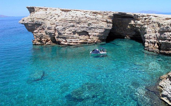 Παραλία Κουφονήσια