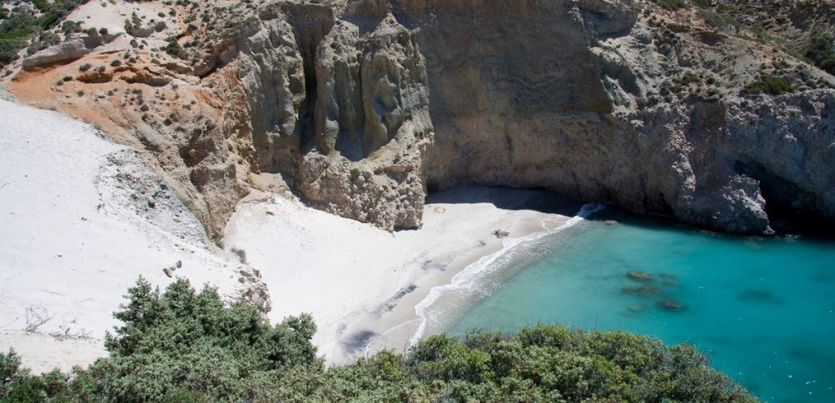 Η πιο επικίνδυνη παραλία της Ελλάδος