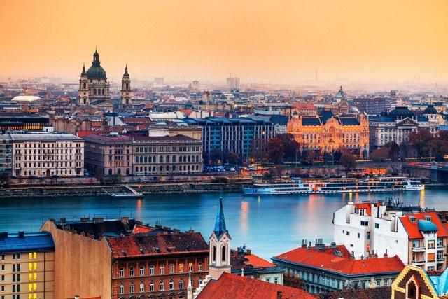 Βουδαπέστη θέα