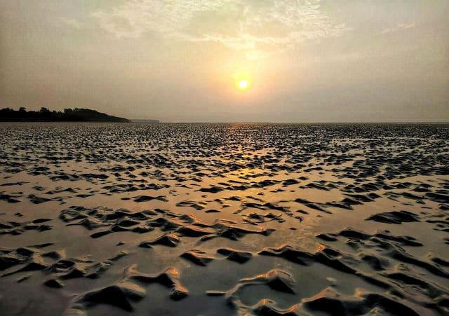 Παραλία Chandipur Ινδία