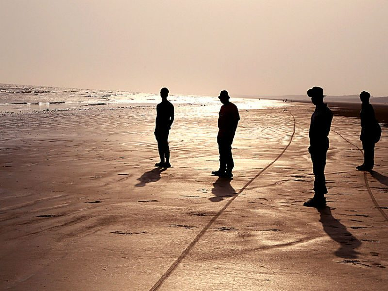 Chandipur: Παραλία στην Ινδία όπου η θάλασσα εξαφανίζεται