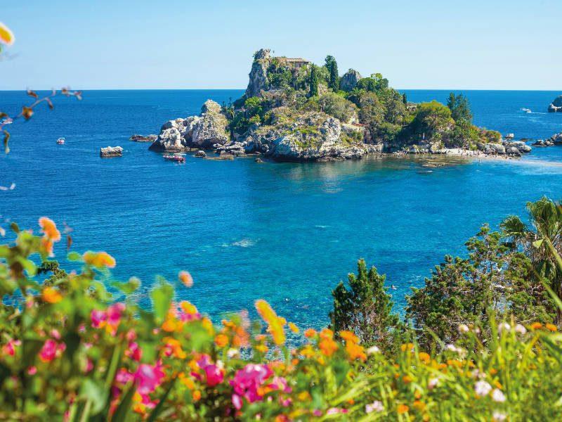 Σικελία, Ιταλία