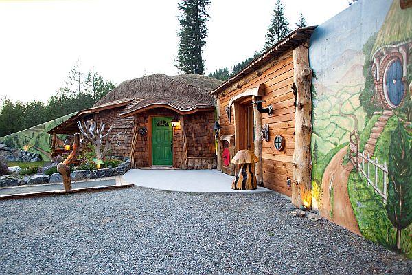 Γνωρίζετε που βρίσκετε το the hobbit house