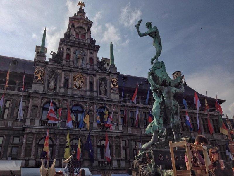 Αμβέρσα: H ομορφότερη πόλη του Βελγίου!!!