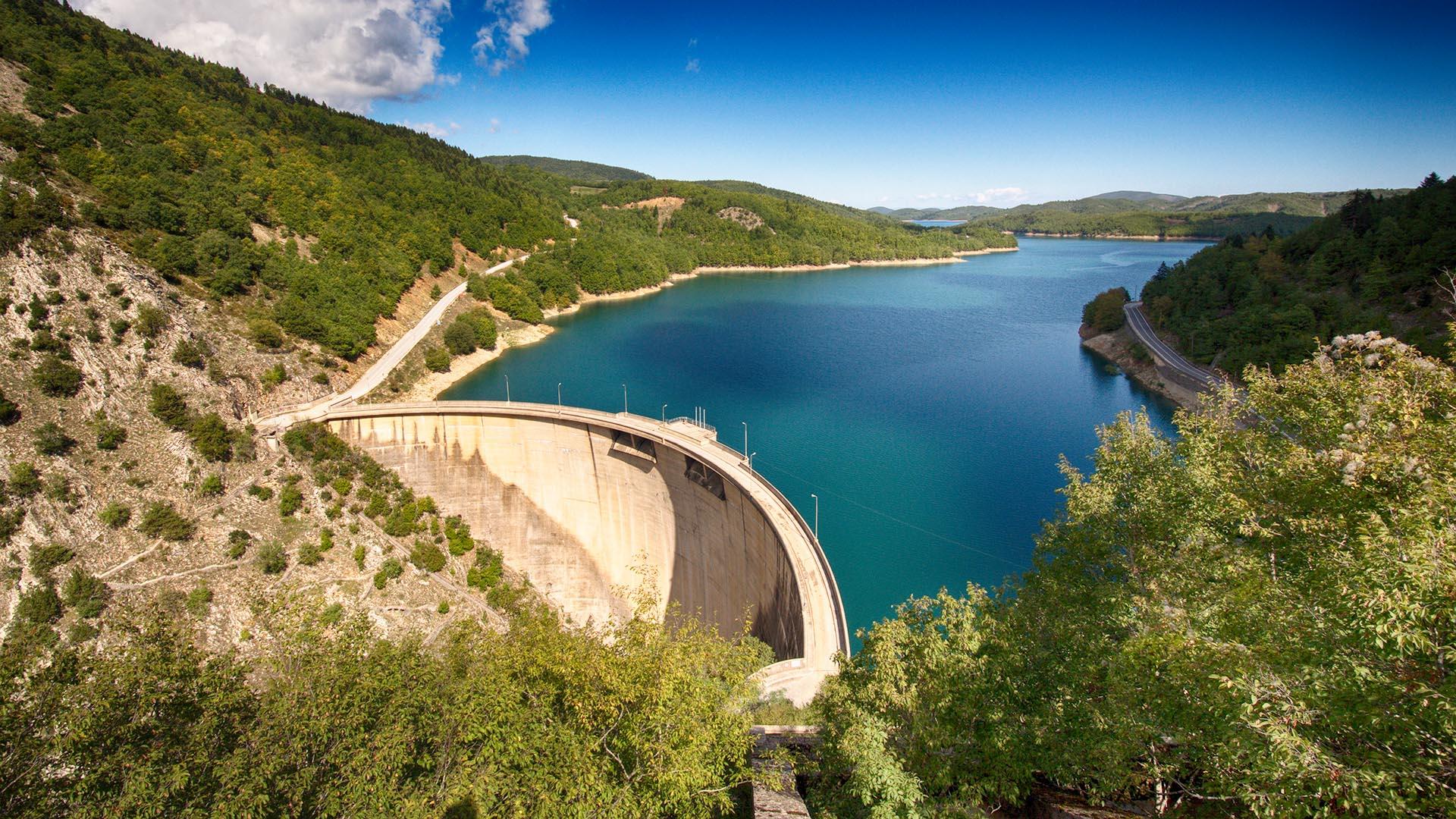 Η Λίμνη Πλαστήρα ανάμεσα στις πιο εντυπωσιακές του πλανήτη