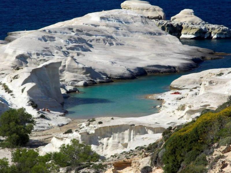 Τα «άγνωστα» ηφαίστεια της Ελλάδας απο ψηλά!