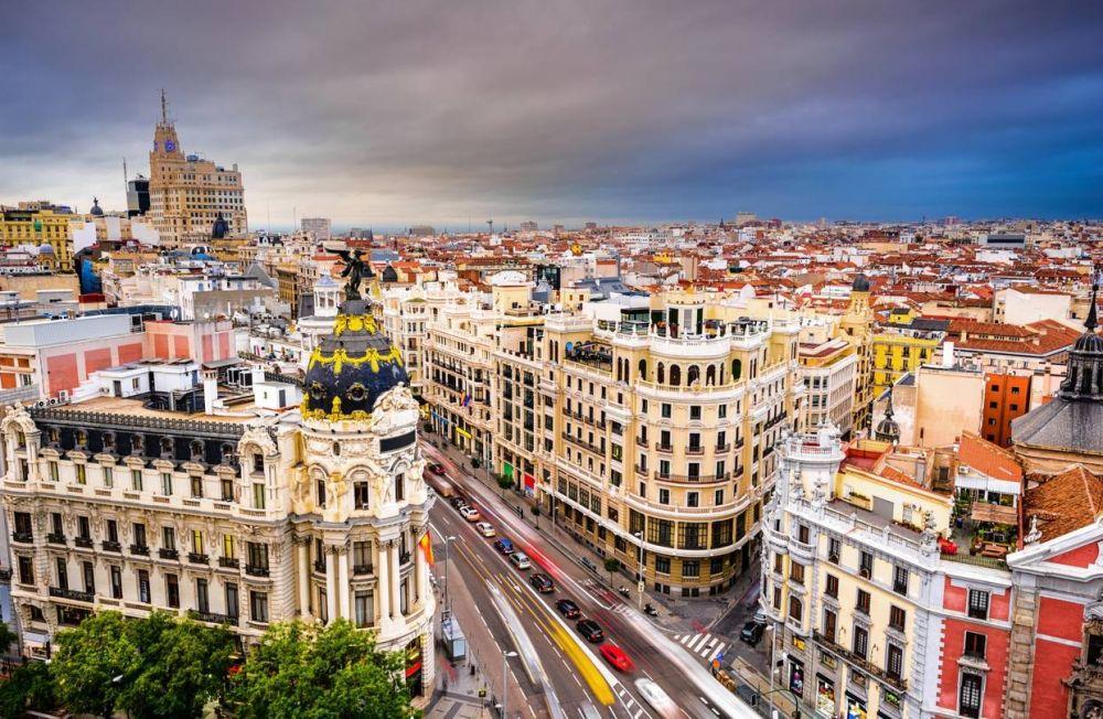 ισπανία πόλεις