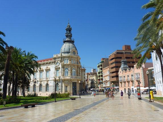 Καρταγένα: Μια παραμυθένια πόλη