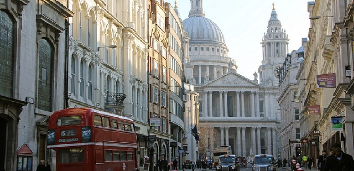 «Ταξίδι» στο Λονδίνο μέσα σε 4 λεπτά