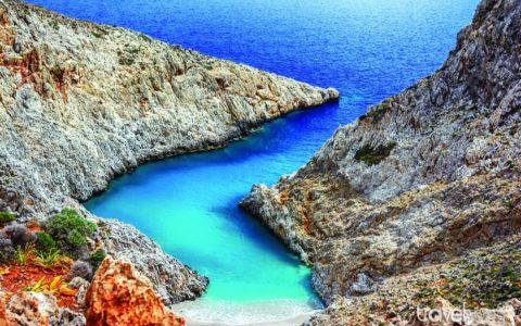 Μαγικές παραλίες- Στα Χανιά οι επιλογές είναι πολλές!!!