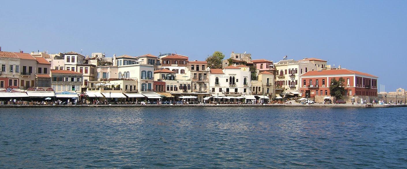 Παλιό Λιμάνι- Σημείο αναφοράς για όλους τους επισκέπτες των Χανίων